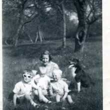 Thinking of moving to Devon and getting a dog? Rural childhood memories of a much loved family pet.