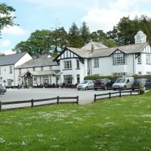 Two Bridges hotel on Dartmoor, one of my favourite places for a traditional Sunday lunch.